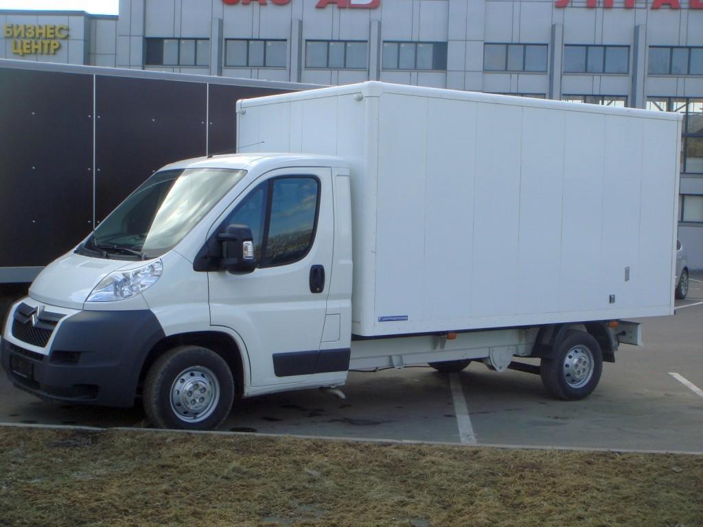 ситроен джампер промтоварный фургон в наличии